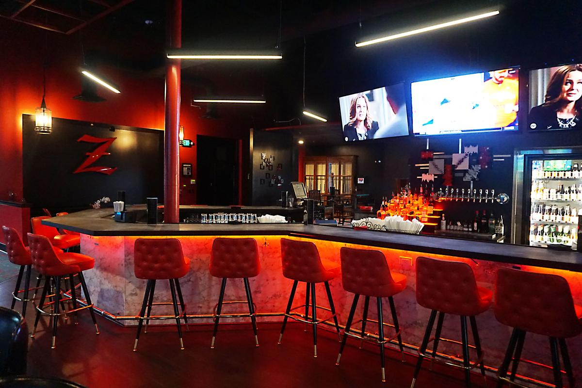 Bar Side View 2