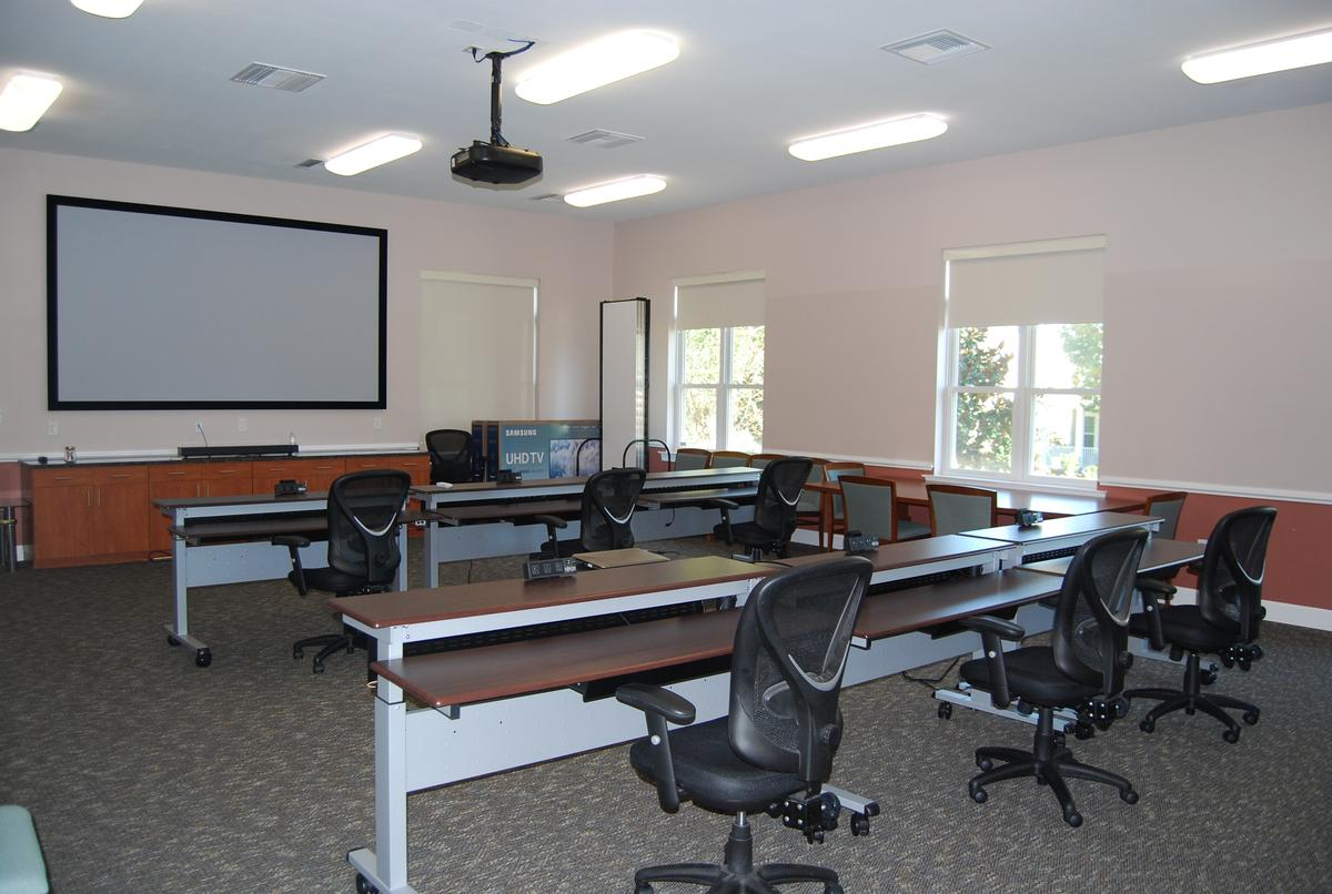 Large Conference Room Shot 1