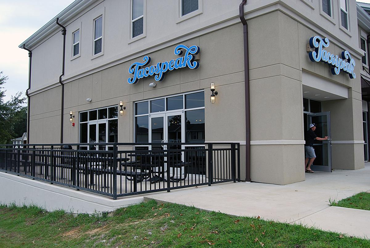 Exterior View & Outdoor Seating